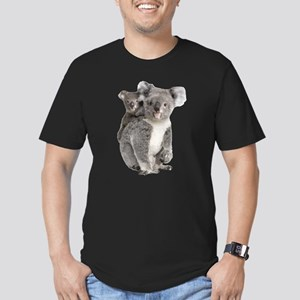 Large Koala Mom with baby Koala T-Shirt
