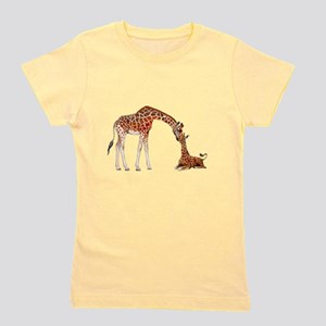 Tall Love From Above Girl's Tee