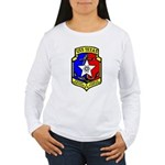 USS Texas (CGN 39) Women's Long Sleeve T-Shirt