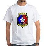 USS Texas (CGN 39) White T-Shirt