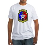USS Texas (CGN 39) Fitted T-Shirt