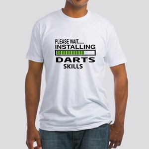 Please wait, Installing Darts Skill Fitted T-Shirt