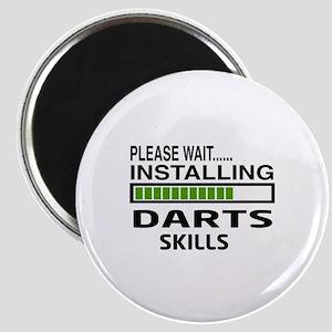 Please wait, Installing Darts Skills Magnet