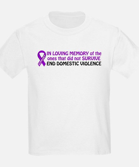 In memory/Support T-Shirt