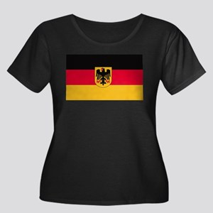 Germany Plus Size T-Shirt