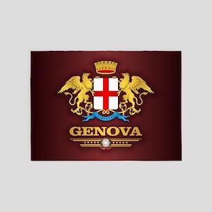 Genova 5'x7'Area Rug
