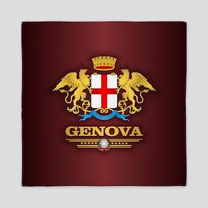Genova Queen Duvet