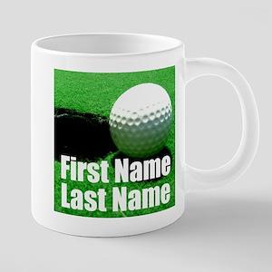 Golfball Mugs