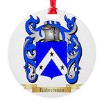 Robertsson Round Ornament