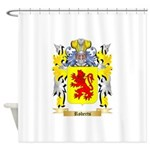 Roberts (Wales) Shower Curtain
