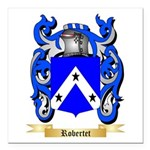 Robertet Square Car Magnet 3
