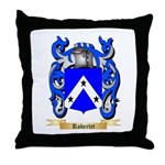 Robertet Throw Pillow
