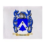 Robertet Throw Blanket