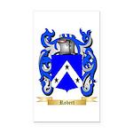 Robert Rectangle Car Magnet
