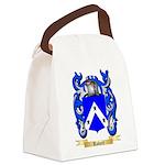 Robert Canvas Lunch Bag