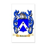 Robecon 35x21 Wall Decal
