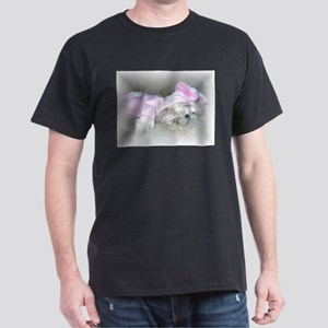 The Easter Puppy Ash Grey T-Shirt
