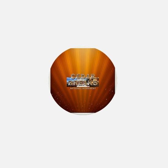 ABH Cedar Breaks Mini Button