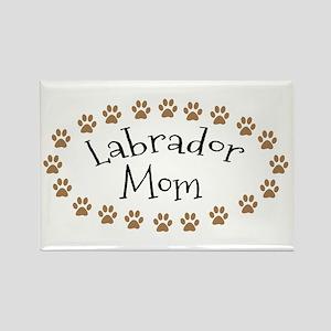 Labrador Mom Magnets
