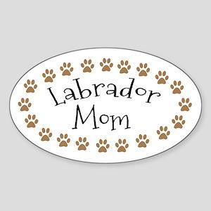 Labrador Mom Sticker