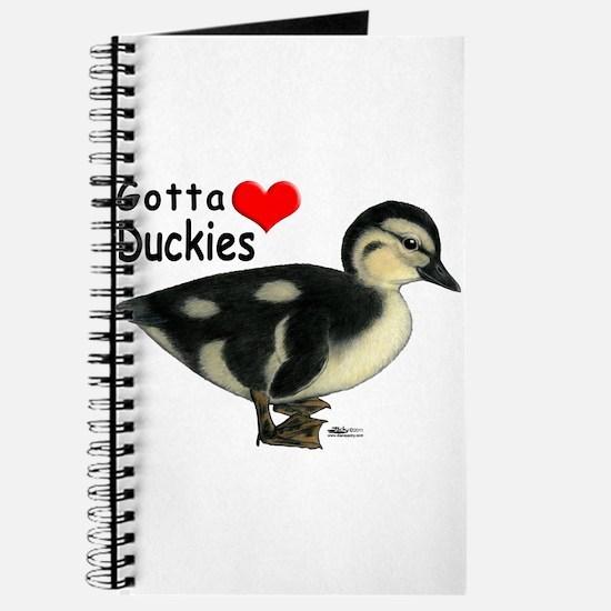 Gotta Love Duckies Journal