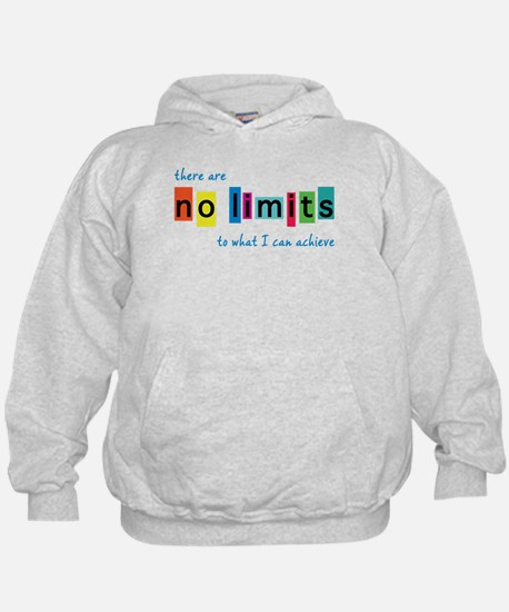 No Limits to What I Can Achieve Hoodie