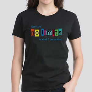 No Limits to What I Can Achieve T-Shirt