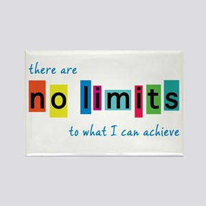 No Limits to What I Can Achieve Magnets