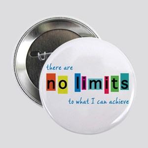 "No Limits to What I Can Achieve 2.25"" Button"