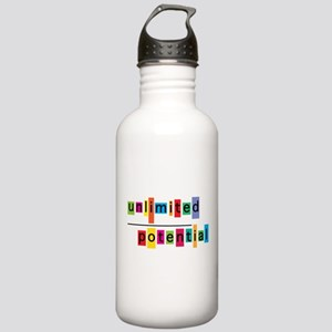 Unlimited Potential Stainless Water Bottle 1.0L
