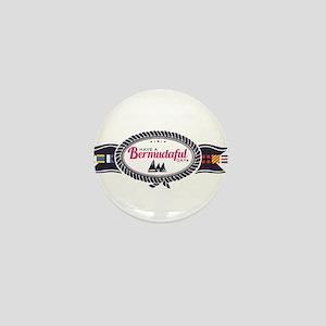 Bermudaful Mini Button