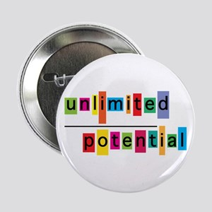 "Unlimited Potential 2.25"" Button"