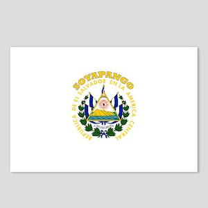 Soyapango, El Salvador Postcards (Package of 8)