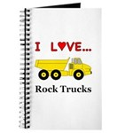 I Love Rock Trucks Journal