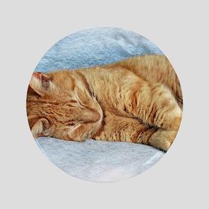 Sleepy Kitty Button