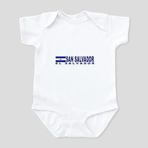 San Salvador, El Salvador Infant Bodysuit