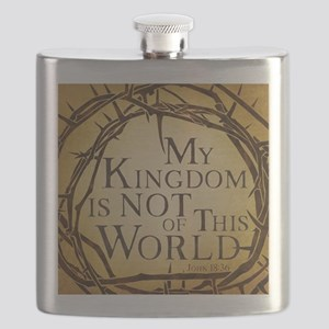 Not of This World Flask