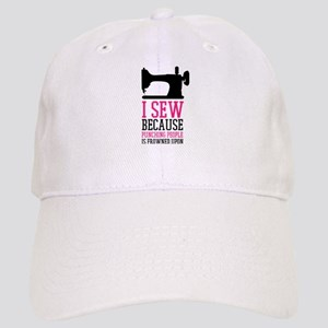 Sew and Punching People Cap