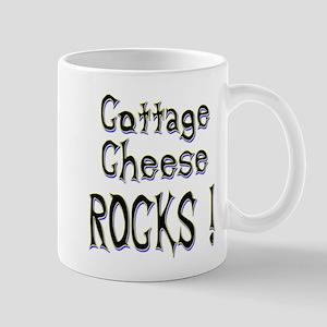 Cottage Cheese Rocks ! Mug