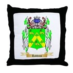 Robbins Throw Pillow