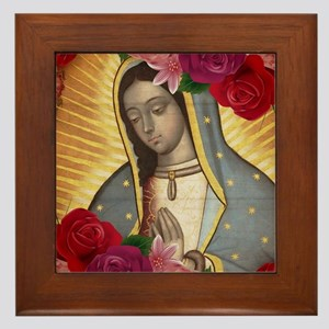 Our Lady Guadalupe Wall Art Cafepress