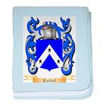 Robbel baby blanket