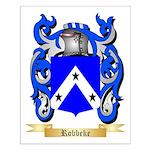 Robbeke Small Poster