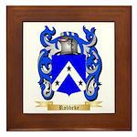 Robbeke Framed Tile
