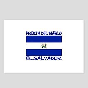Puerta Del Diablo, El Salvado Postcards (Package o