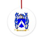 Robart Round Ornament