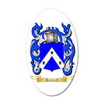 Robard 35x21 Oval Wall Decal