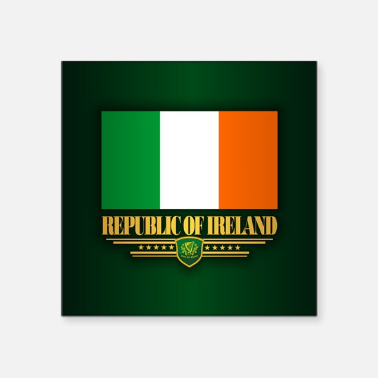 Flag of Ireland Sticker