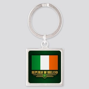 Flag of Ireland Keychains
