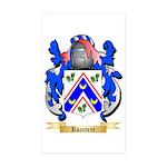 Roantree Sticker (Rectangle 50 pk)